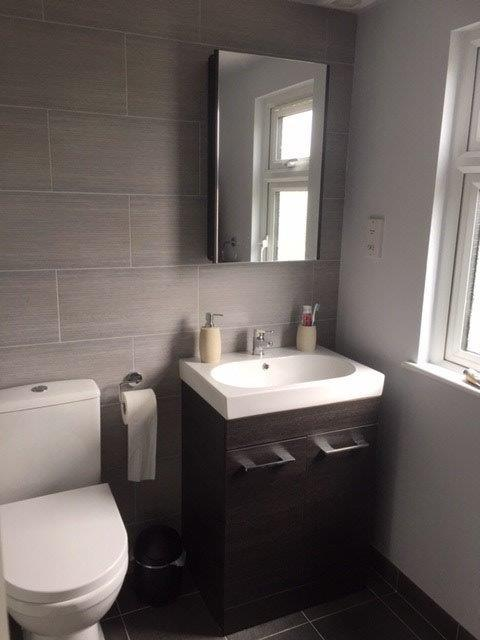 Loft conversion bathroom examples smithsofbromley for Bathroom ideas loft conversion