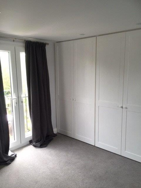 loft conversion fitted wardrobes
